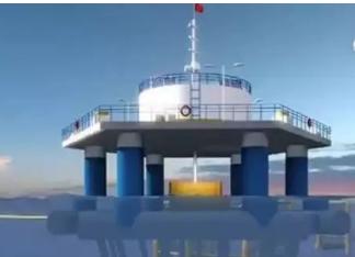 """""""深蓝2号""""将于6月份在青岛开工建造 年生产三文鱼能力可达5000吨"""