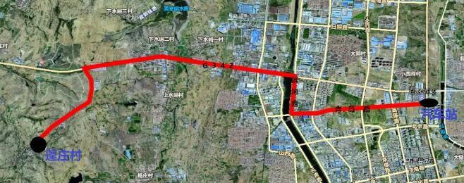 票价2元!日照五莲县城至中至蓬庄开通临时线路