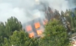 32秒丨淄博周村一纤维素醚仓库着火无人员伤亡 救援正在进行