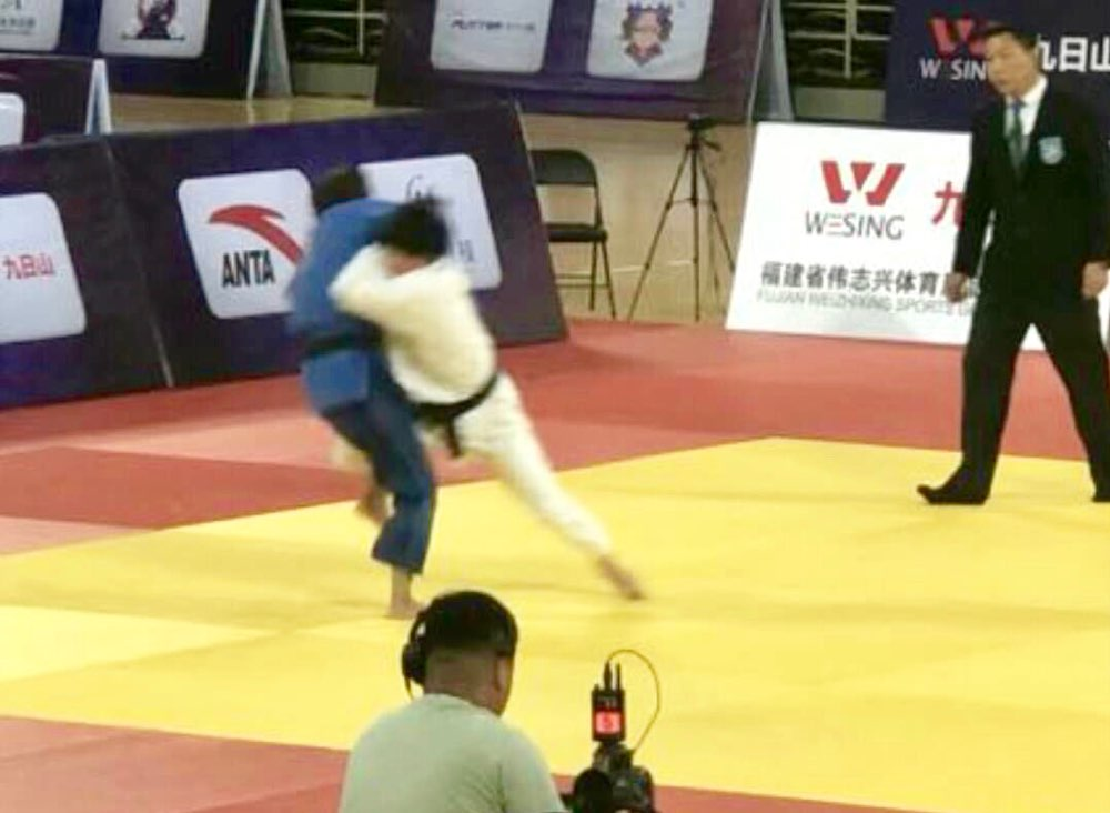 二青会柔道预赛落幕 济南市体校夺2金1银获5个决赛席位