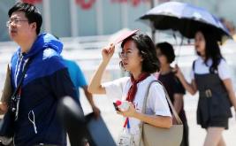 海丽气象吧丨山东高温预警升级为橙色 济南局地午后地表将达50-60℃