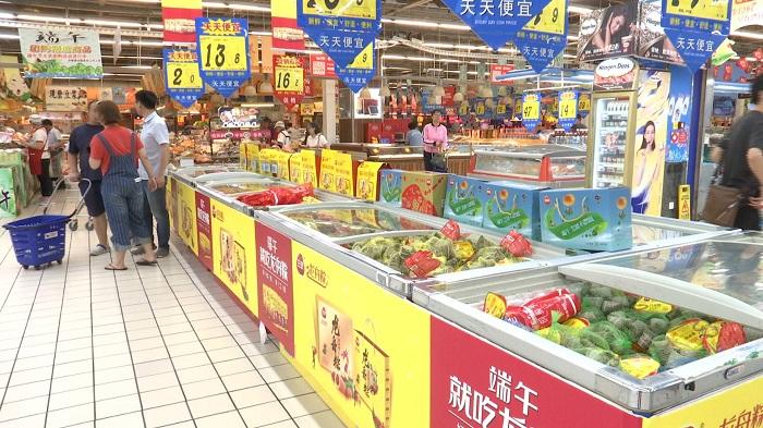 粽子五花八门,最爱哪一口?记者调查济南市场,市民回应:枣的!