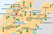 独家线路图!济南大北环大南环、济青中线...山东将新建一批高速公路