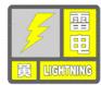 海丽气象吧|济南发布雷电黄色预警 伴有7~8级大风