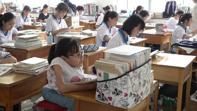 曾是感动滨州年度人物,身残志坚,这位女孩明天要高考了,祝福她!