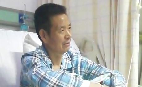 闪电寻人丨六旬老人在济南肿瘤医院附近走丢 监控显示曾现身朱庄东