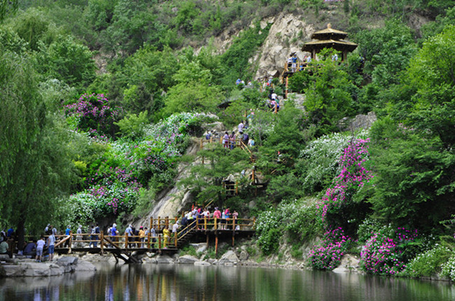 端午祈福游、文化休闲游成济南端午节旅游市场热点