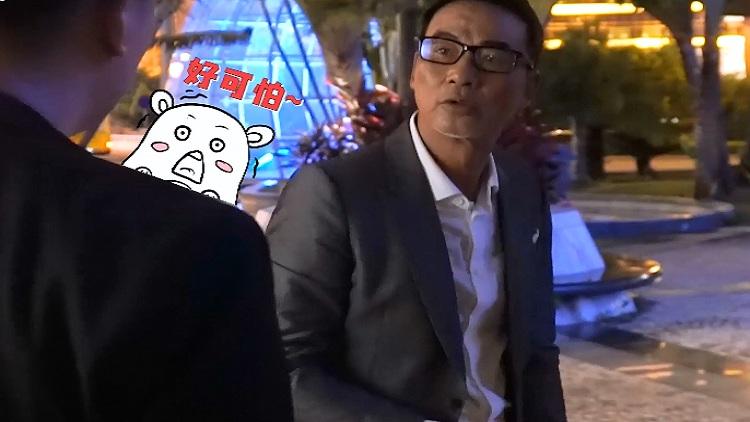 """《破冰行动》拍摄现场,跟着华哥学习如何做一个""""横横的坏蛋"""""""
