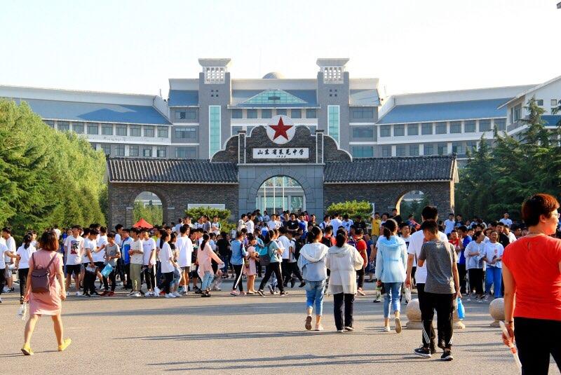济南市2019年初中学业水平考试开考 169833名考生报名参加