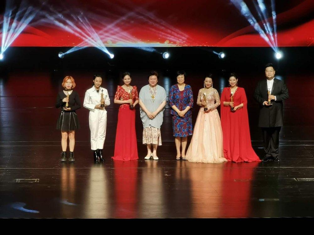 """第十一届山东省""""齐鲁风情""""青年歌手大赛颁奖晚会在淄博举行"""