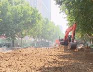 孤山街、昌盛街……潍坊昌乐这些路段的雨污分流施工将在7月上旬竣工