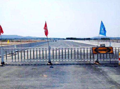 总投资超过3000万元 潍坊这座连接昌乐和安丘的新式大桥6月26日竣工通车