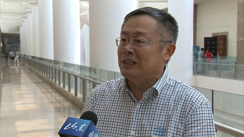 中国工程院院士包振民:政产学研一起努力,推动山东产业进步