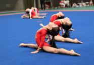 """70多名""""一零后""""同台竞技!潍坊第二十届运动会幼儿体操比赛举行"""