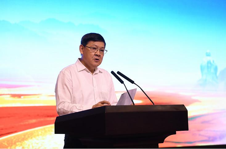 中国工程院院长李晓红:中国工程院与山东历来保持着良好合作关系