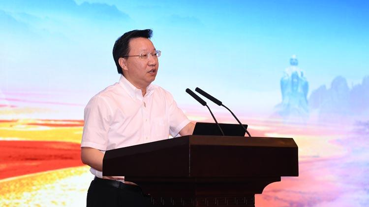 中科院院士吴立新发出邀请:到山东来打造海洋发展的人类命运共同体