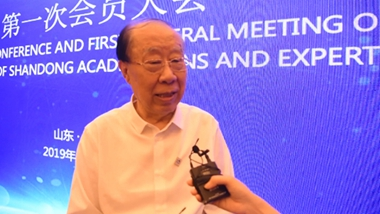 中国工程院院士管华诗:我国海洋药物研究进入国际第一方队