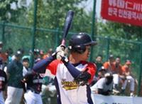 """""""玲珑轮胎杯""""威海国际棒球邀请赛收棒  韩国华城社会人棒球队夺魁"""
