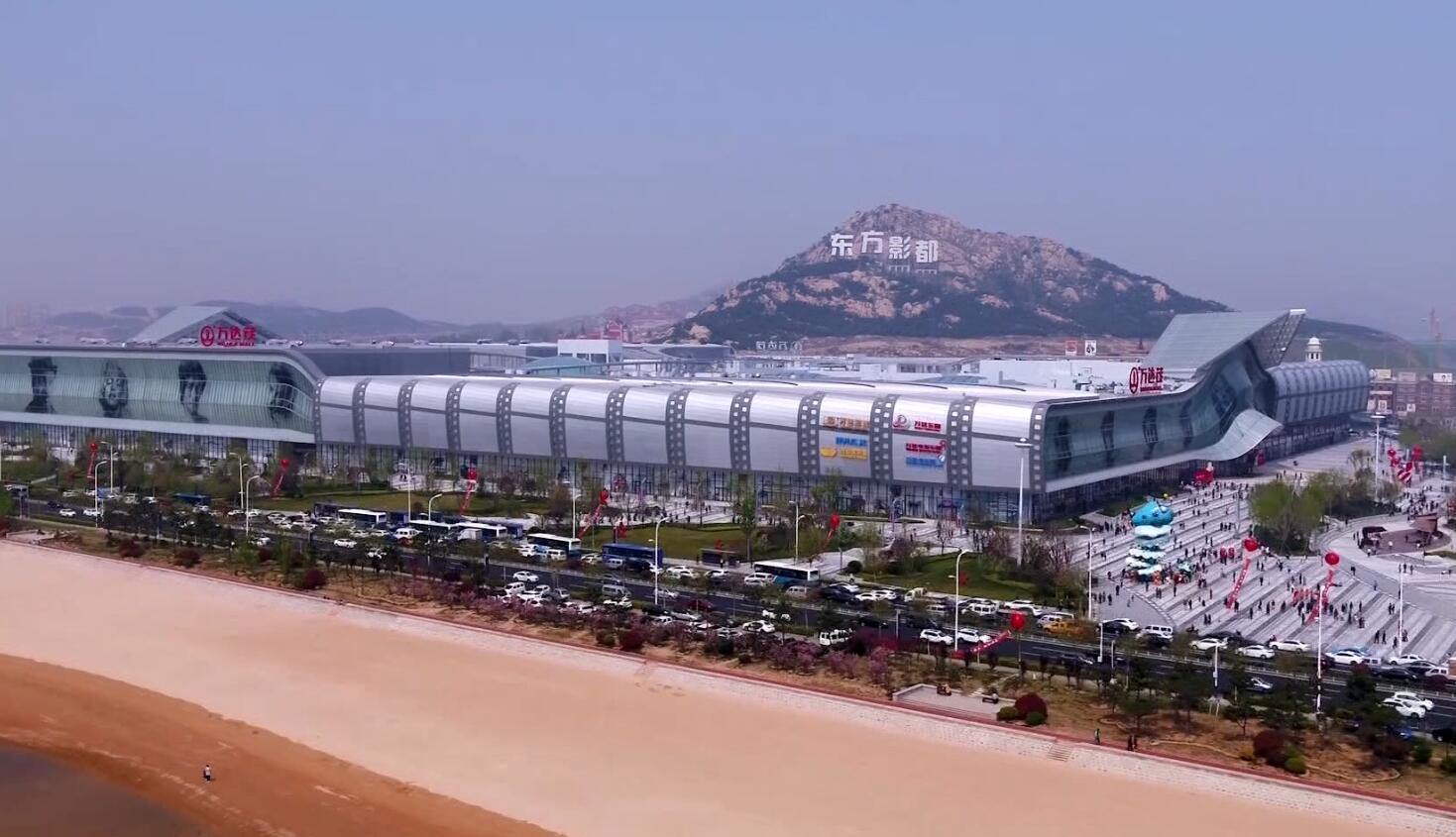 品牌山东丨探秘《流浪地球》拍摄地 用实力打造东方影都品牌