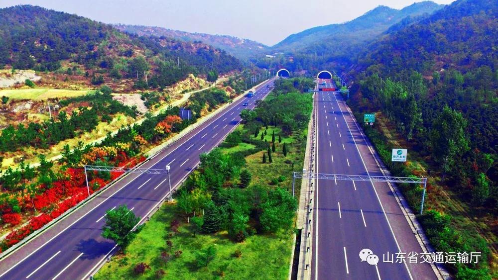 """构建""""七个体系""""!山东圆满完成绿色交通省创建任务"""