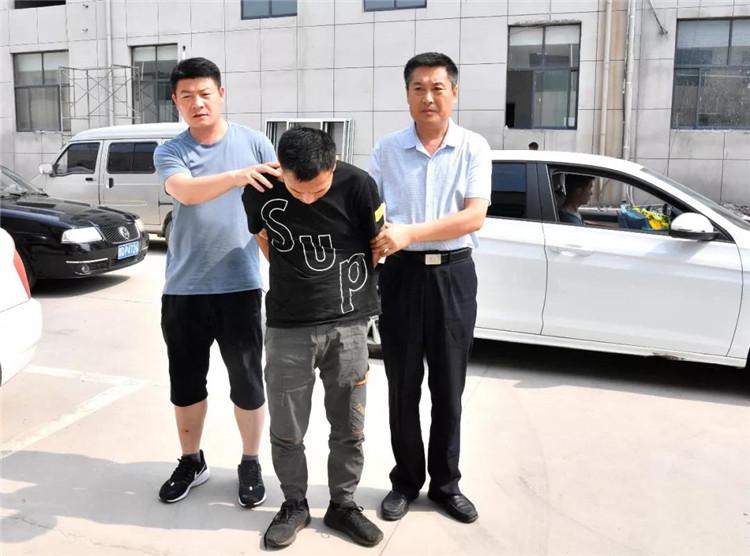最新通报!沂水宝马女司机被抢劫案告破 犯罪嫌疑人落网
