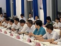 省工业和信息化厅连夜召开《问政山东》反映问题整改工作部署会议