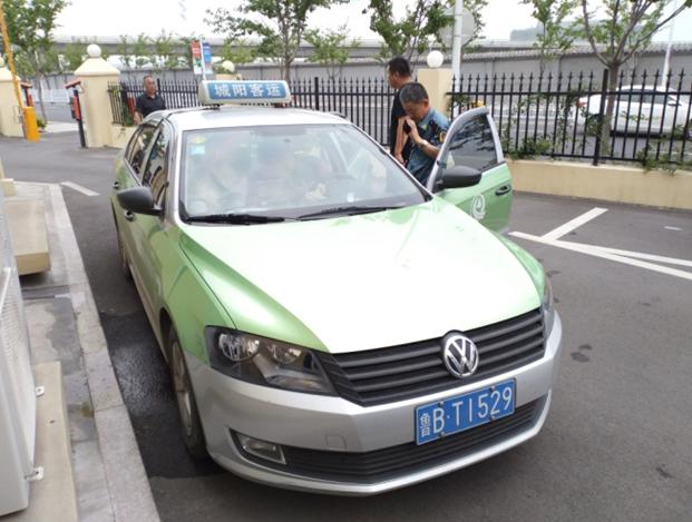 """往返里程居然相差十公里?青岛一出租车安装""""跑得快""""被查"""