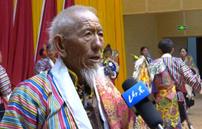 【藏家人说援藏】⑥78岁迥巴藏戏老艺人:要把藏戏文化传承下去