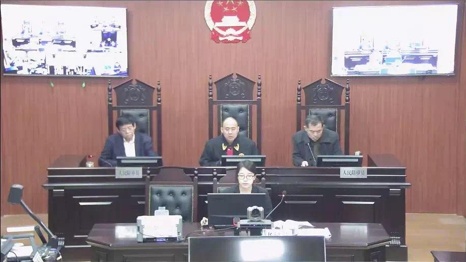 邹平法院公开宣判一起寻衅滋事案件