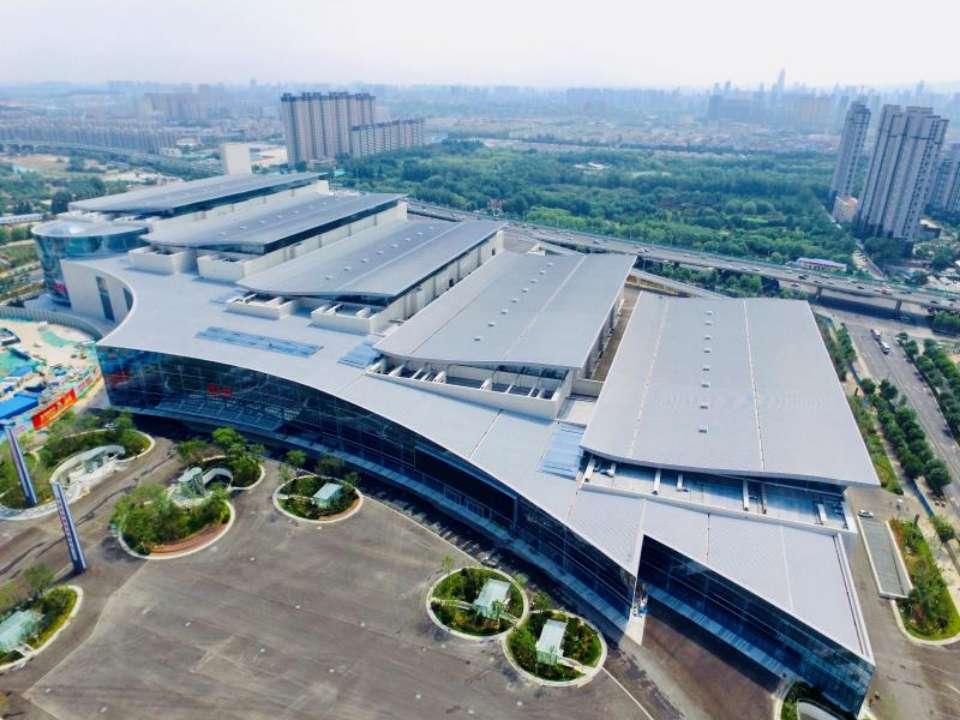 52秒 3000余名建设者,600余昼夜!济南西部国际会展中心竣工验收在即
