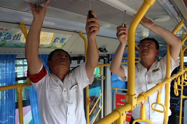 @青岛人 7月1日起乘公交凉快了 空调开启票价2元