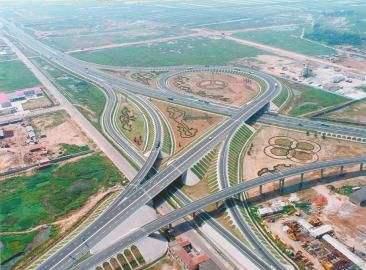 1-5月份山东省综合交通基础设施建设投资完成536.67亿元