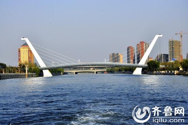 小清河复航开工在即!总投资135亿三年全线通航