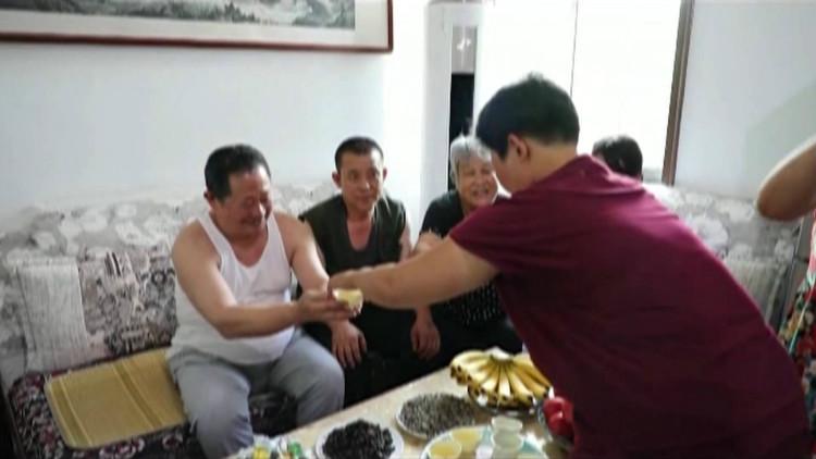 75秒丨泪目!淄博一女子失踪20年 两地民警助力寻亲终获团聚
