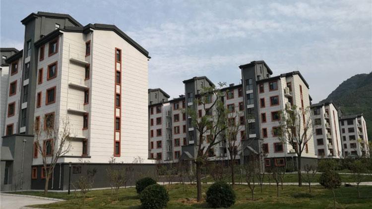 65秒|喜讯!青州迁建村安置项目竣工交付 村民们即将搬进新家
