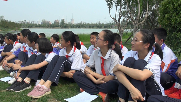 父母在不野游丨提高孩子们安全意识 山东发力校内校外齐努力