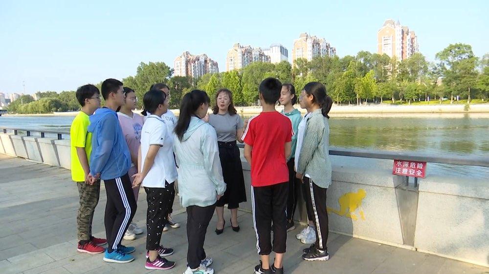 每周质量报告|形象生动 烟台牟平把防溺水课堂开到鱼鸟河边