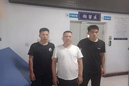 向辱警说不!博兴一男子网上辱警,当晚被拘