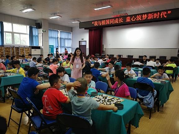现实版围棋少年!山东省少儿棋类运动会围棋比赛开幕