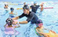"""2019年潍坊中小学生普及游泳运动""""福利""""已到账 27处免费培训地点都在这"""