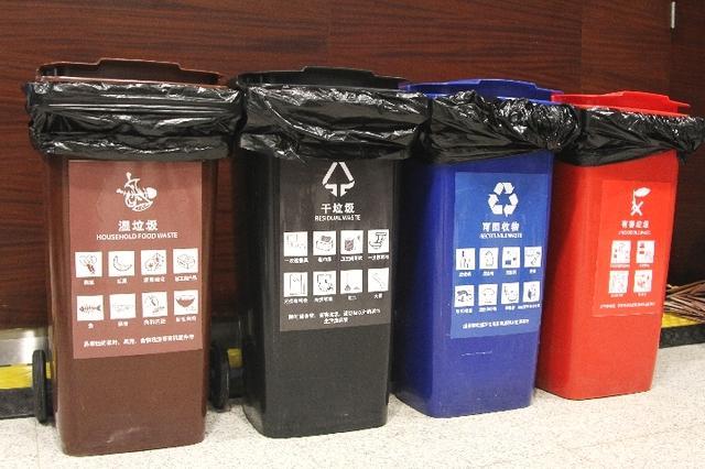 """垃圾分类进入""""强制时代"""",各地分类方法有何不同?"""