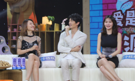 《花漾剧客厅》王耀庆相亲有点忙 刘迪妮化身二号女嘉宾