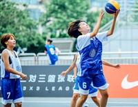 2019中国三对三篮球联赛华北赛区大区赛在青岛打响