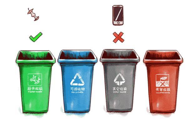 不得不分!今年省内所有设区市全面开启城市生活垃圾分类