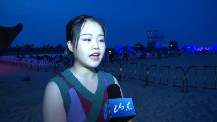 記者探班《山海靈》劇組 女主演感嘆膠東女性的無私無畏