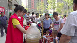 43秒|厨余垃圾变身环保酵素 垃圾分类聊城在行动!