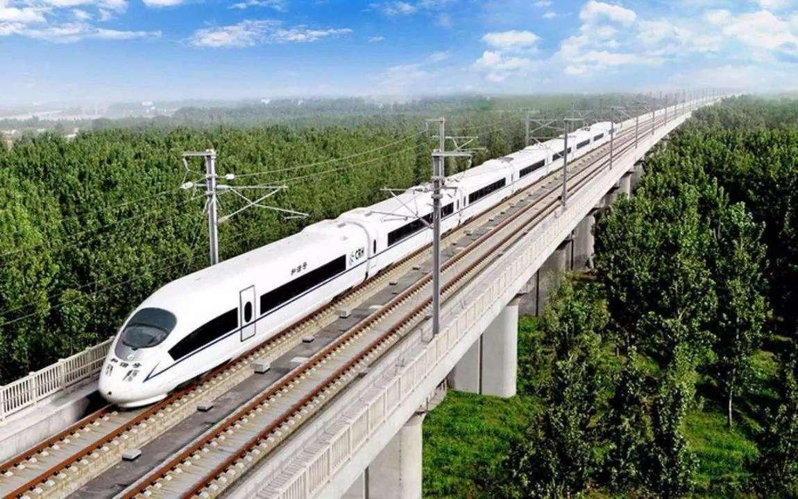 7月10日实施新的铁路列车运行图,济南到青岛最快1小时25分钟