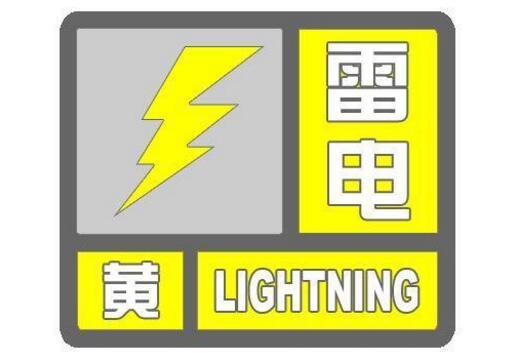 海丽气象吧|强降水+8级阵风又来了!临沂继续发布雷电黄色预警