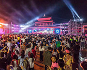 暑假来了,还等什么?夜游狂欢、戏水纳凉……在济南这样度暑假