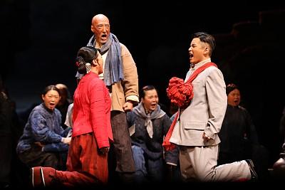 歌剧《沂蒙山》唱响沂蒙精神赞歌、凝聚民族复兴伟力丨闪电评论